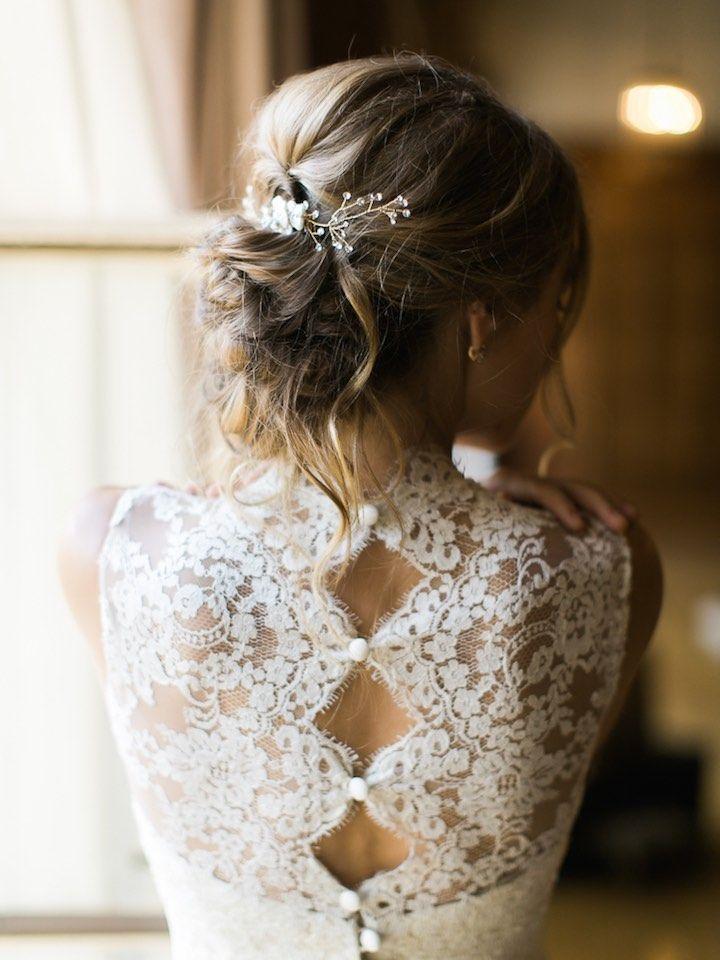 Wedding Hairstyle Inspiration - Photo: Jeremy Chou
