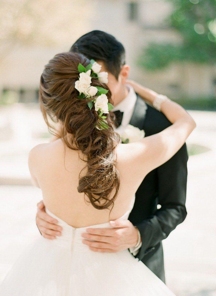 Enchanting California Wedding at the Greystone Mansion