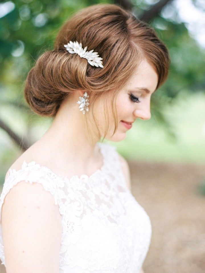 Wedding Hairstyle Inspiration - Photo: Ryan Price Photography