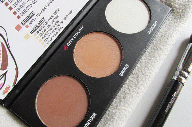 City Color Contour Effects | Most Sought After Budget Friendly Contour Palettes...