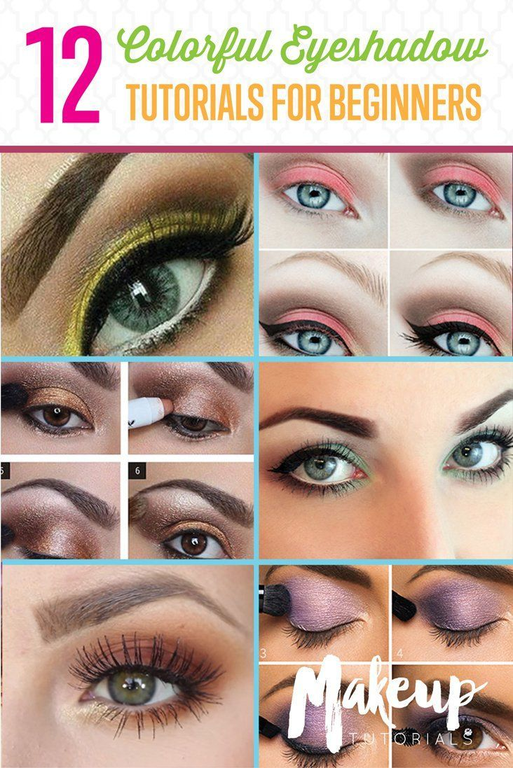 Eyeshadow Tutorials for Beginners | Gorgeous Everyday Makeup Looks by Makeup Tut...