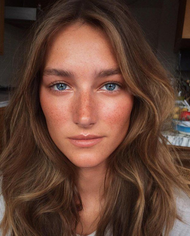 Faux Freckels      17 Beautiful Summer Makeup Ideas You Must Try Now! by Makeup ...