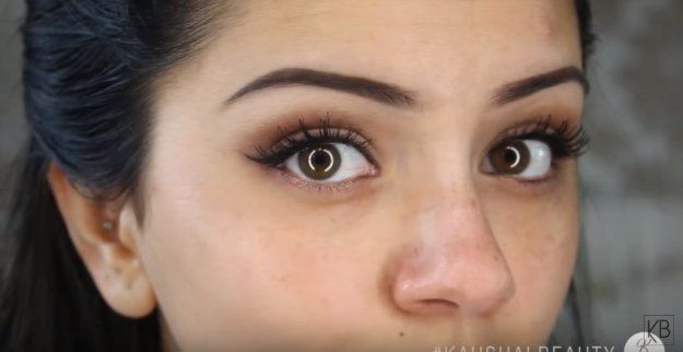 Finish off with Mascara | Get Kylie Jenner Instagram-Worthy Makeup With This Tut...