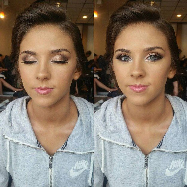 Homecoming Dance Makeup Ideas Guaranteed To Win You The Crown