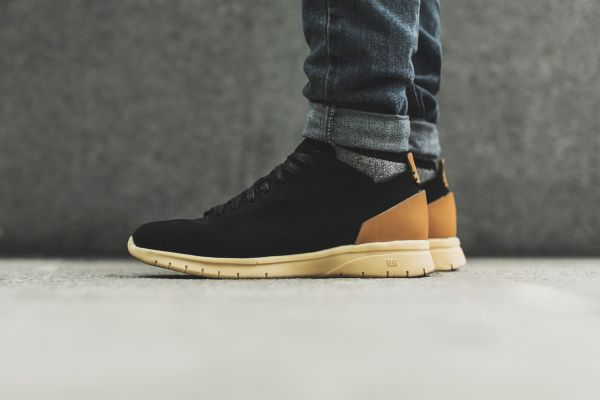 A Closer Look at the FEIT Bio Trainer Black Suede