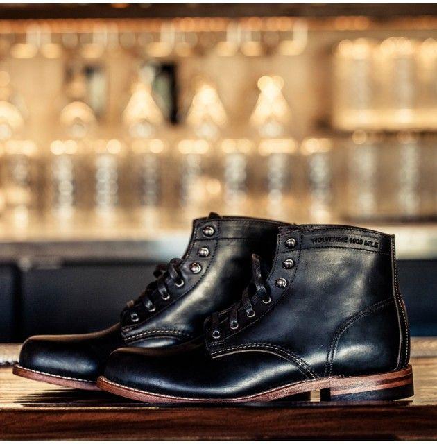 Men's 1000 Mile Boots - 2 Colors - Footwear - Men's Apparel - Apparel