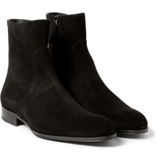 Mr. Hare | Trane Suede Boots #mrhare #boots
