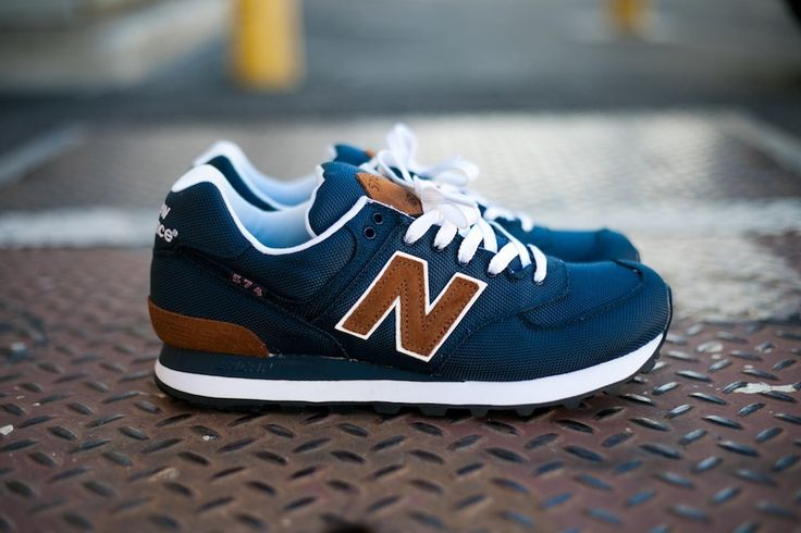 New Balance 574 'Backpack' Collection Holiday 2012