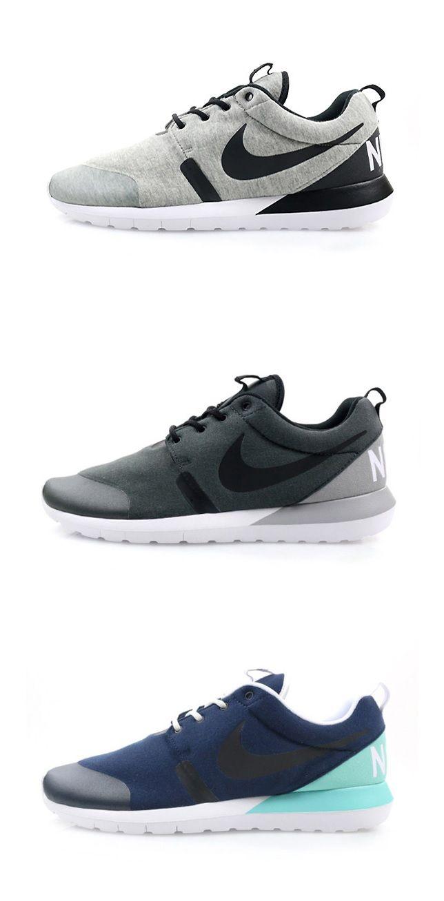 """Nike Roshe Run NM SP """"Fleece Pack""""..."""