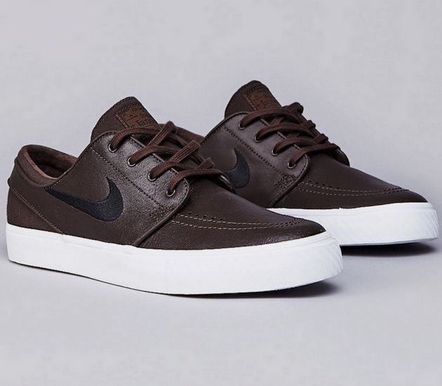 Nike SB Stefan Janoski Low – Baroque Brown / Black...