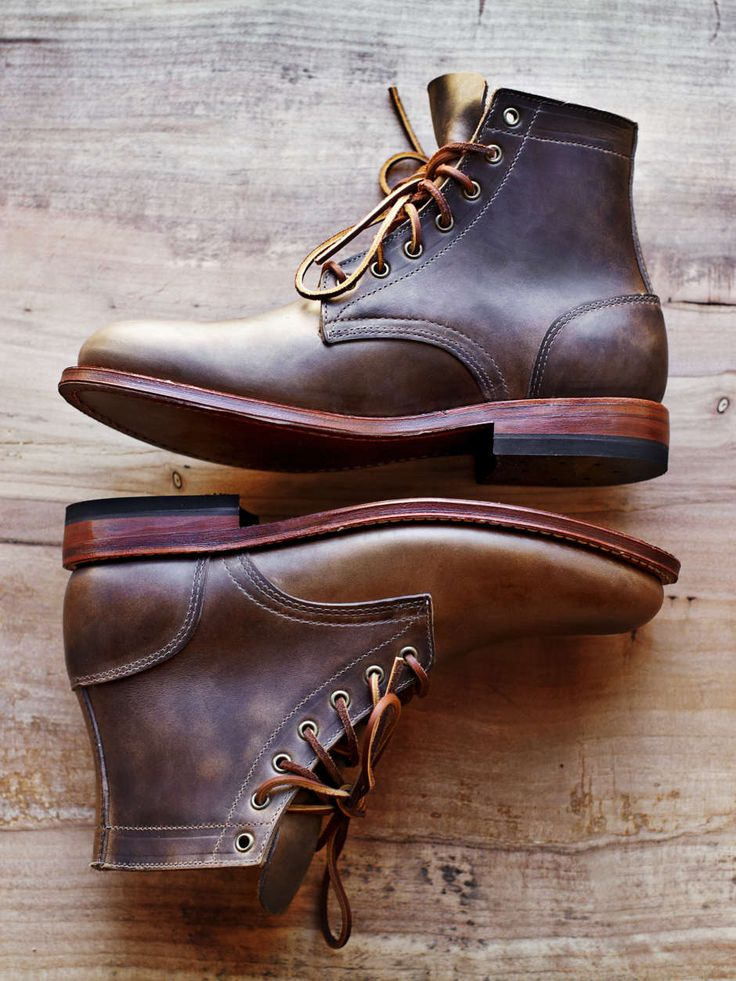 Oak Street Bootmakers Leather Boots