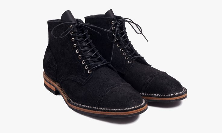 Viberg for Palmer Trading Spring 2015 Boots • Selectism