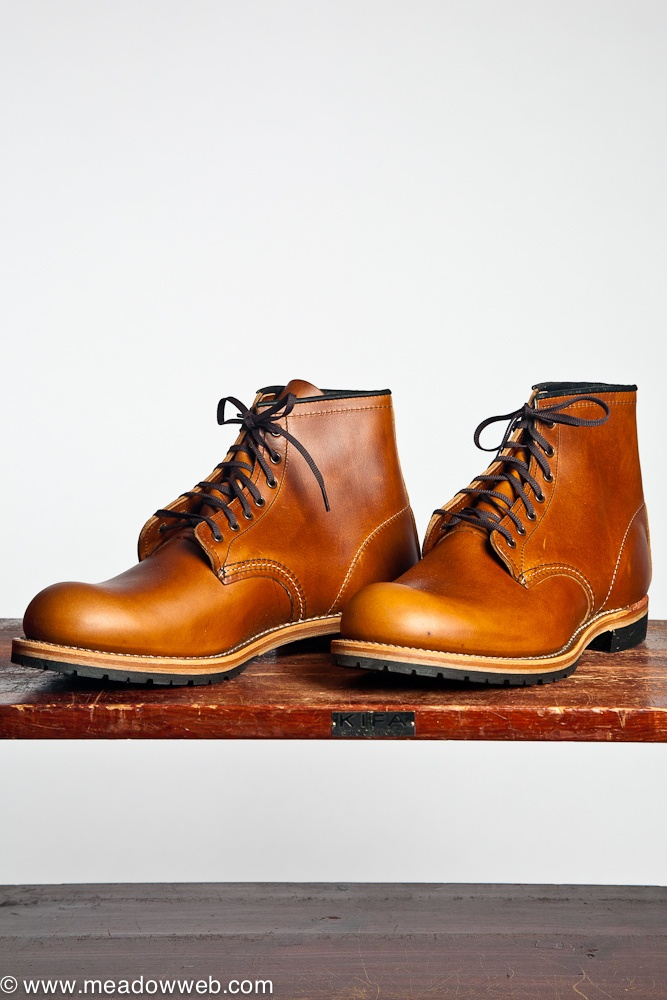 Red Wing 9013 Classic Round Toe Beckman Series