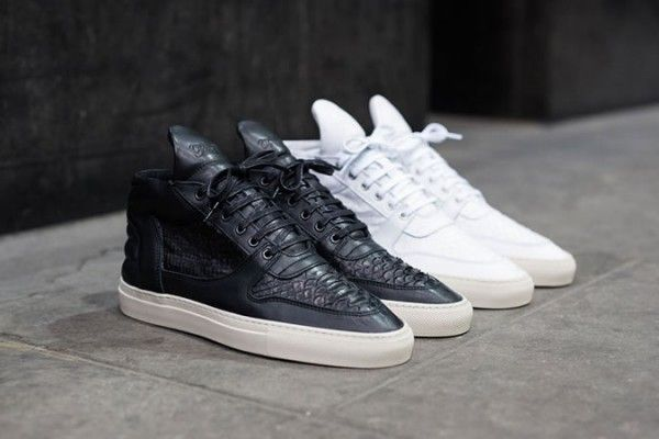 Sneakers by Filling Pieces