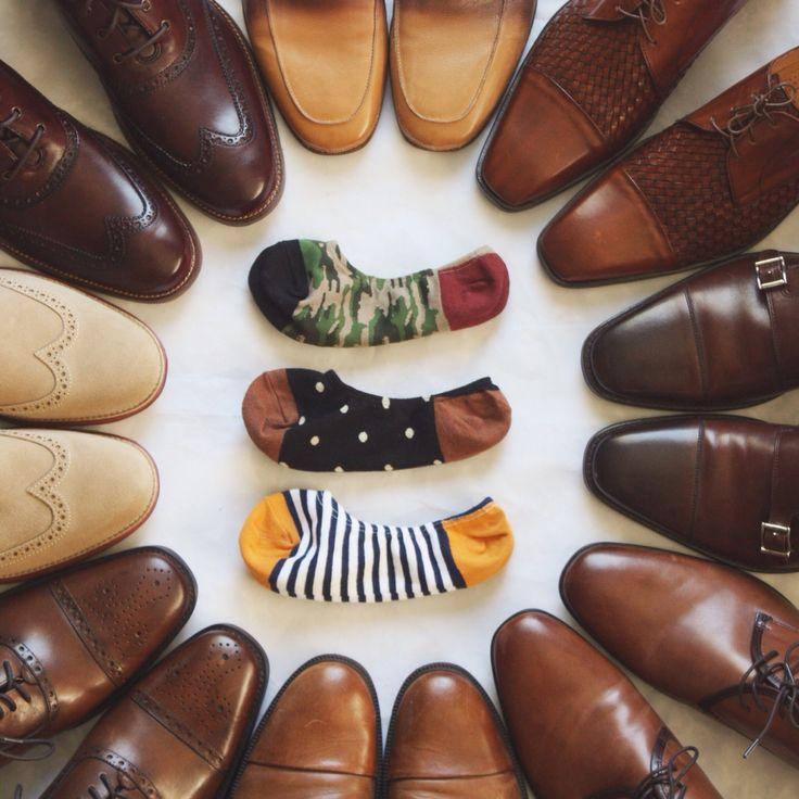 Taft no-show socks. A nice stocking stuffer