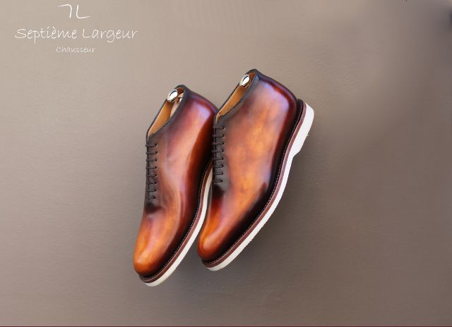 The Fusion of Smart Shoes x Trainer Style = Septieme Largeur – The Shoe Snob B...