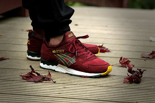 The Good Will Out x Asics Gel-Lyte V