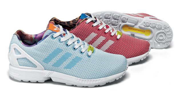 adidas Originals ZX Flux - Weave womens collection (Fall 2014)