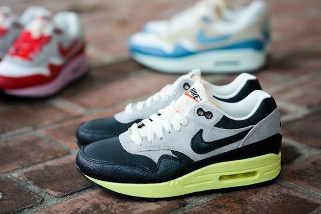 Nike WMNS Air Max 1 - Vintage Pack (Spring 2013) #sneakers #kicks