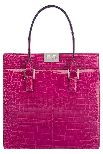 Crocodile Handbags Collection & more details