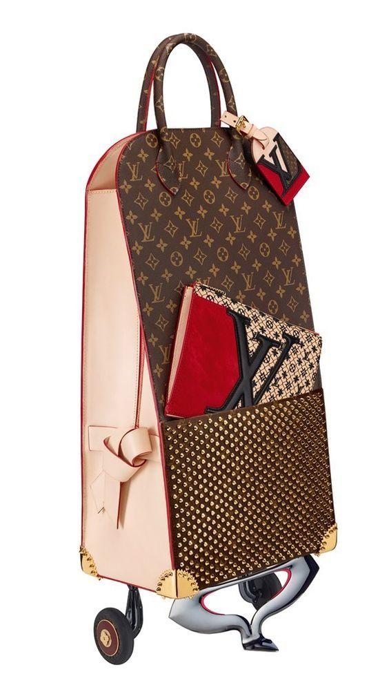 Louis Vuitton by Christian Louboutin