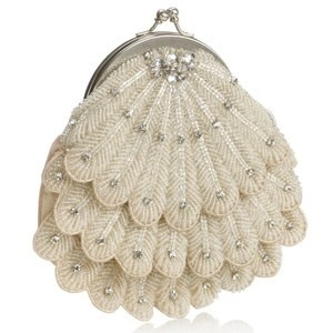beautiful beaded bag by anne