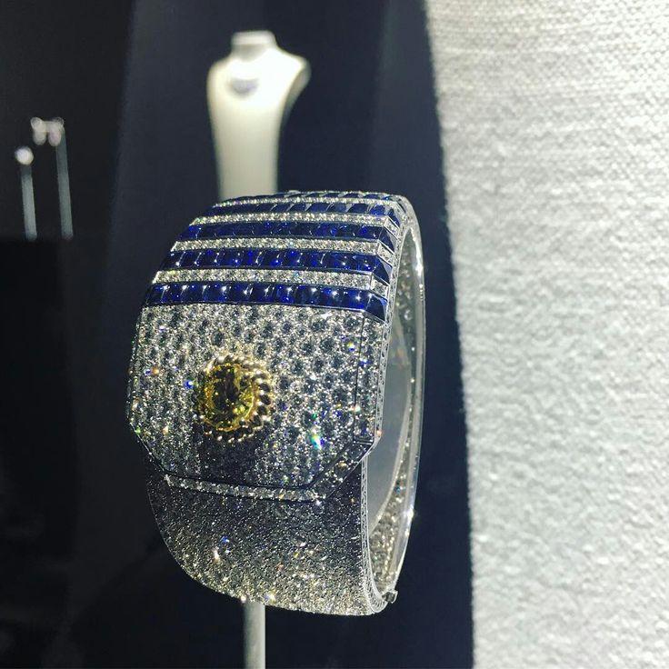 Best diamond bracelets la marini re inspire la haute for Haute official