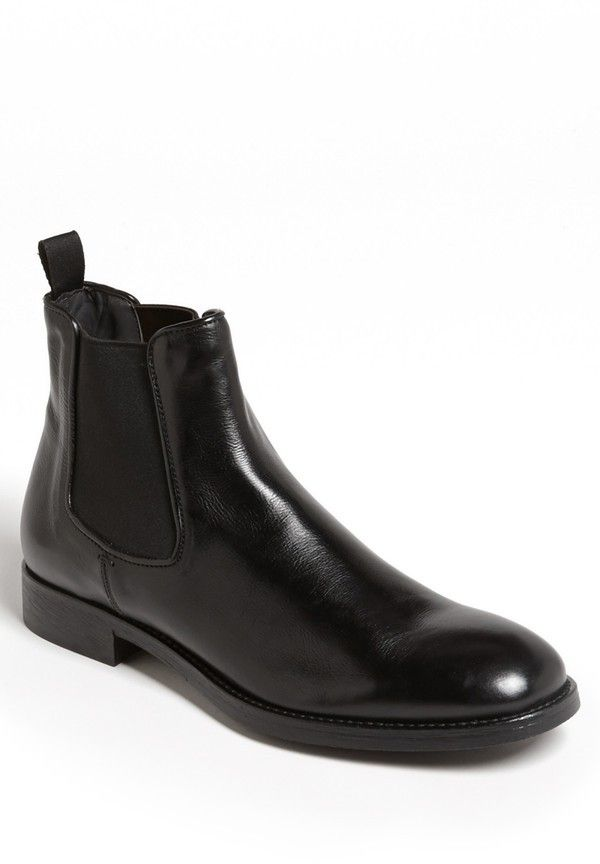 Black Leather Chelsea Boots by To Boot. Buy for $450 from Nordstrom