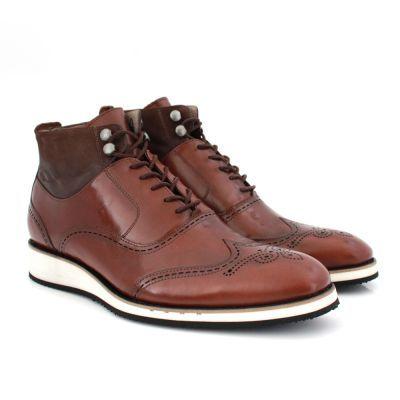 Bota Black Boots M - VC Renno Whisky