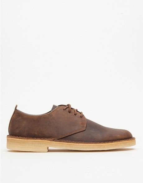 Clarks / Desert London in Beeswax