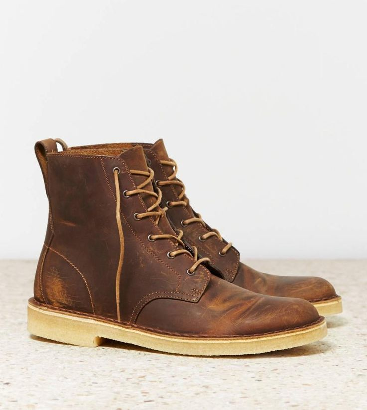 Desert Boot are a must for any man's shoe collection