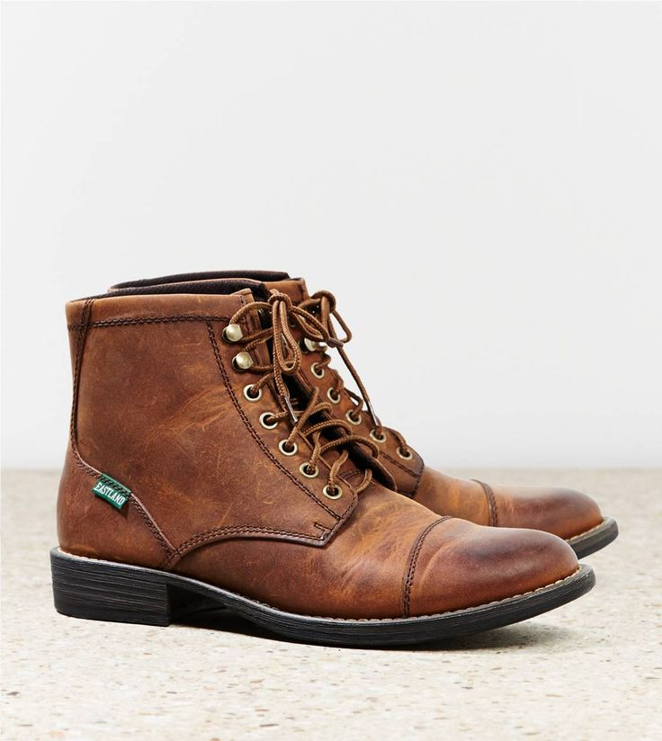 Mens Brown Leather Shoes With Jeans
