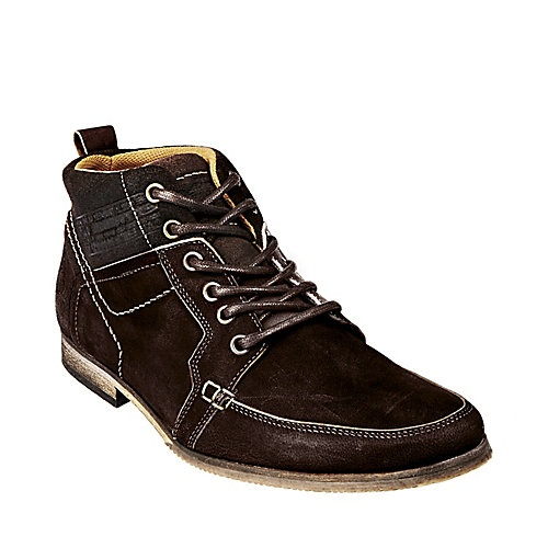FORMOSST DARK BROWN mens casual sport casual oxford - Steve Madden