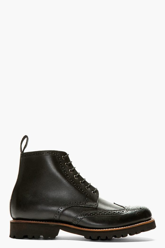 the best s shoes and footwear grenson black leather
