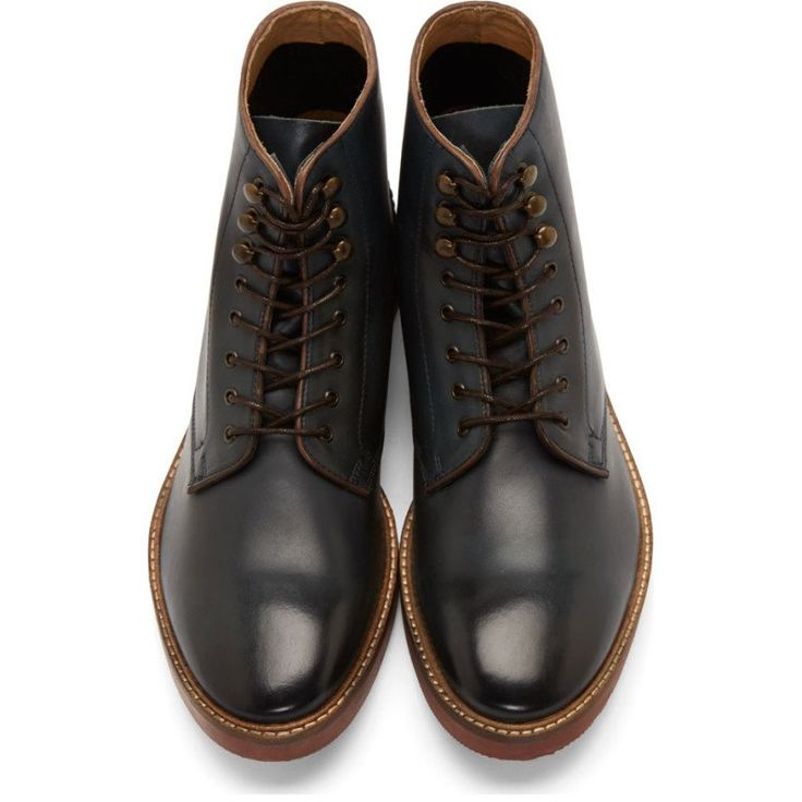 The Best Men's Shoes And Footwear : H by Hudson Deep Teal ...