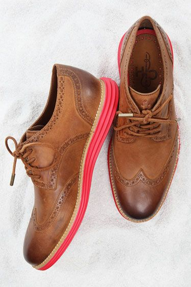 Have always loved the comfort of Cole Haan - this particular one combines the cl...