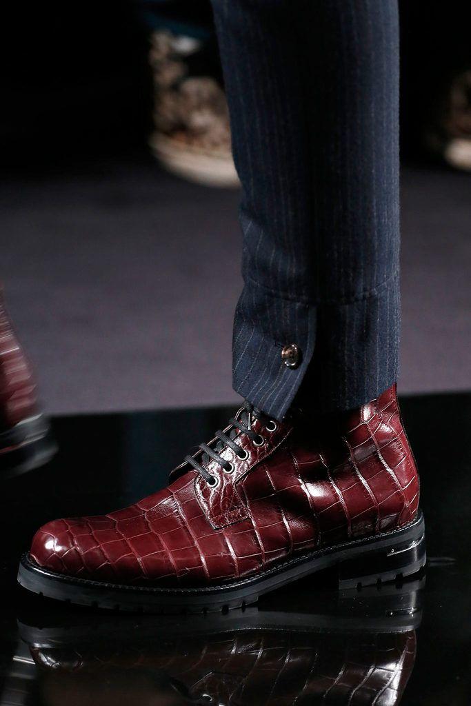 INTERPRETATION ACCESSORIES 4: Louis Vuitton Fall/Winter Men's Shoes Collecti...