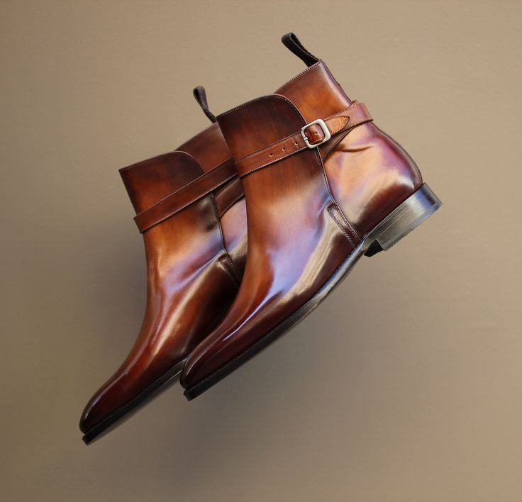 Jodhpur boots are classic equestrian riding boots that sit ankle-high and are us...