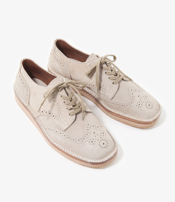 MCKINLAYS Comfort Sole Shoe - Brogue