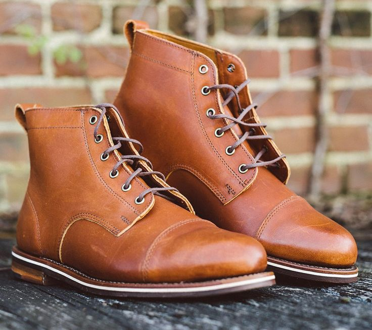 Muller Teak Boot by HELM | Sheats Company EST. 2014 Atlanta, GA