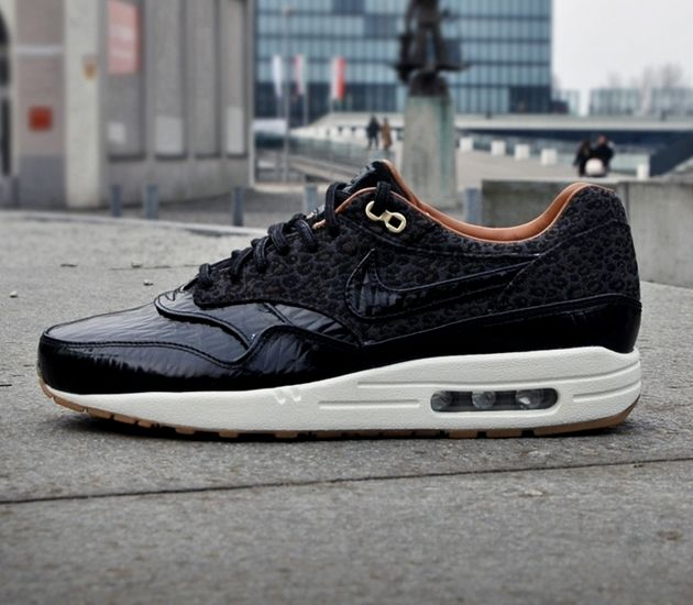Nike Air Max 1 FB – Leopard / Black