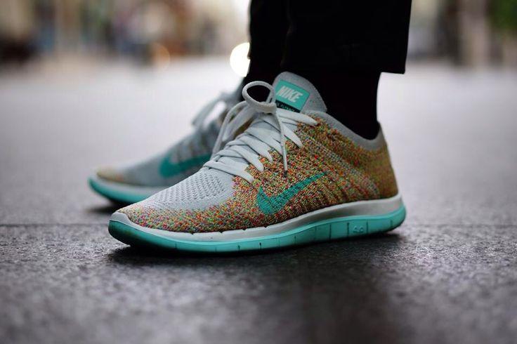 Nike ID Free 4.0 Flyknit #sneakers