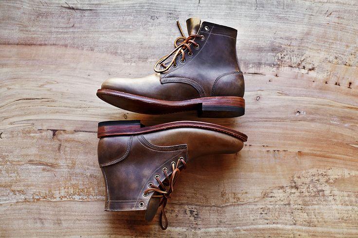 Oak Street Bootmakers Ranger Boot