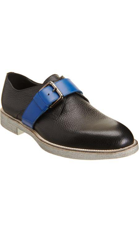 Pierre Hardy - Contrast Monk Shoe