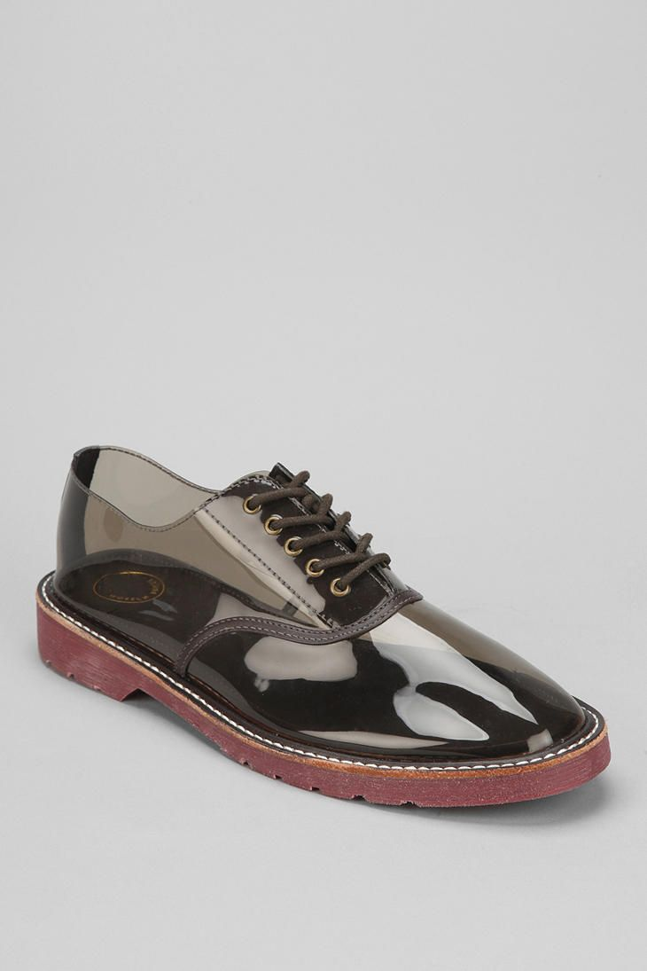 Mosson Bricke Clear Oxford Shoe