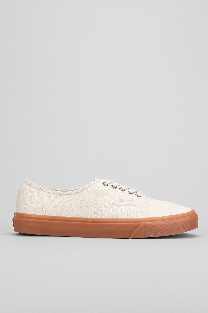 The Best Menu0026#39;s Shoes And Footwear  Vans Authentic Gum-Sole Menu0026#39;s Sneaker | $45 - Fashion ...