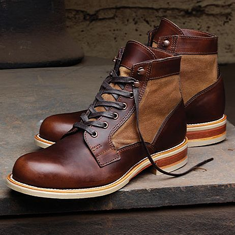Wolverine 1000 Mile Whitepine Boot