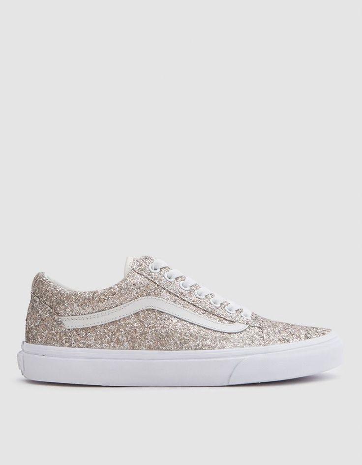 Glitter Vans Sneakers