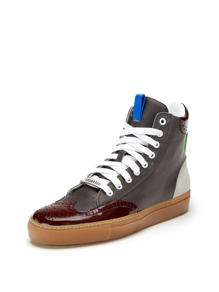Gilt Mens Black Shoes