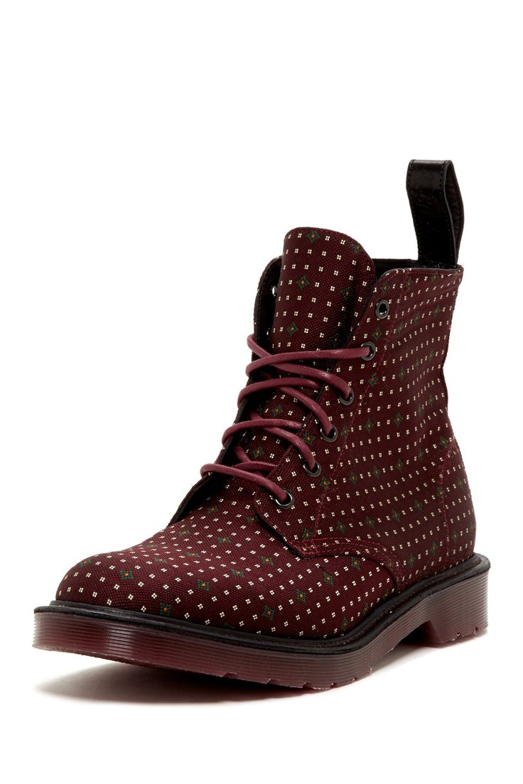 Dr. Martens Munroe Dotted Boot